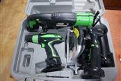 KAWASAKI Combination Tool Set 21.6V COMBO SET